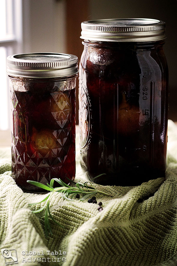 A recipe for Pickled Figs