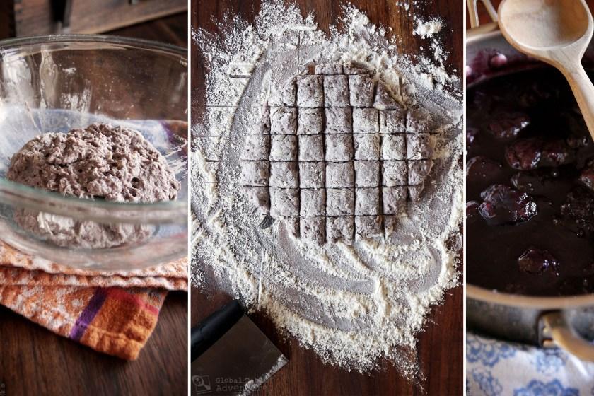 Cherokee Grape Dumpling Recipe
