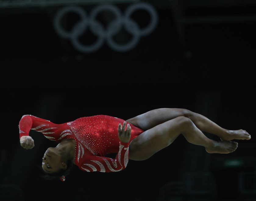 What if you could live off Victory? | Simone Biles of USA, by Fernando Frazão/Agência Brasil, CC BY 3.0 br, https://commons.wikimedia.org/w/index.php?curid=50496207