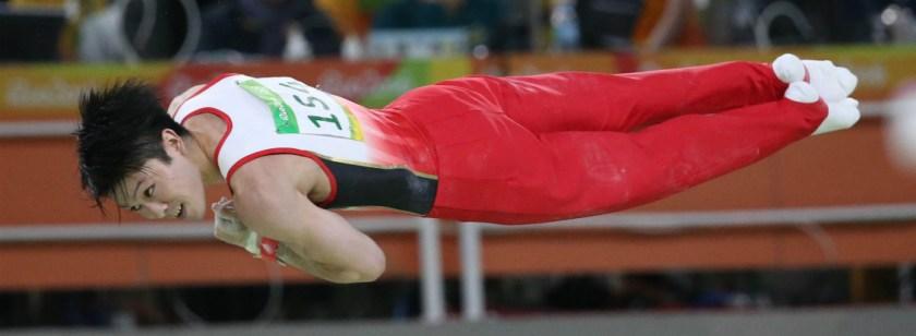 What if you could live off Victory? |Kōhei Uchimura of Japan, by Agência Brasil Fotografias | Kohei Uchimura of Japan, by Roberto Castro/brasil2016.gov.br - http://www.brasil2016.gov.br/pt-br/noticias/com-polemica-no-ultimo-aparelho-uchimura-leva-mais-um-ouro-no-individual-geral, CC BY-SA 3.0, https://commons.wikimedia.org/w/index.php?curid=50612158