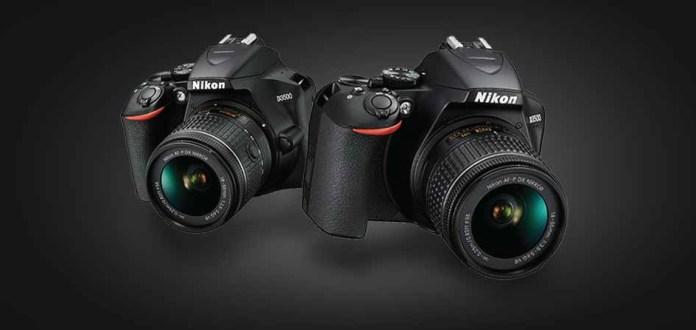 Nikon D3500 DSLR - Bedste kameraer til begyndere