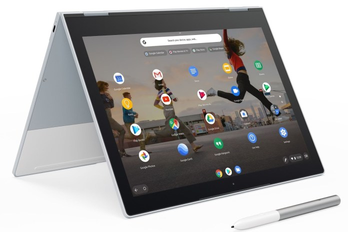 Google Pixelbook Design