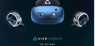 HTC announces Vive Cosmos VR headset