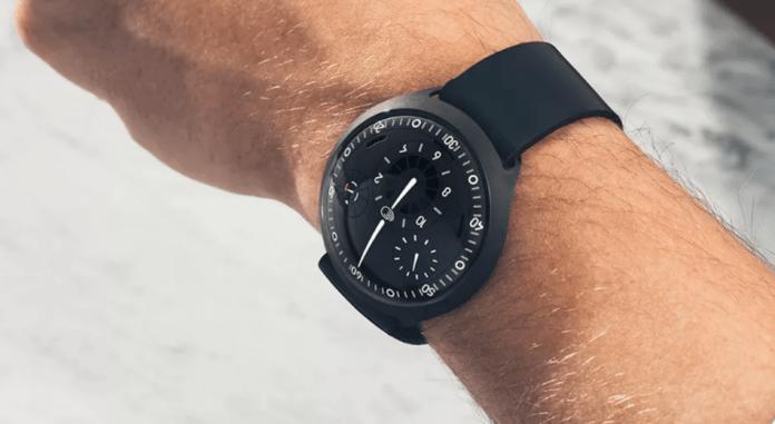 Ressence's Type 2 Smartwatch