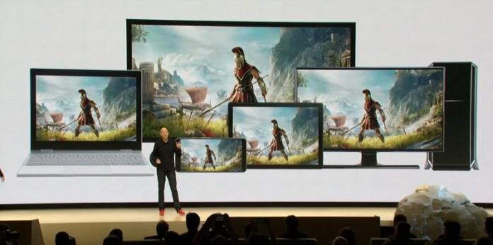 Google Stadia vice president Phil Harrison revealed Stadia Features