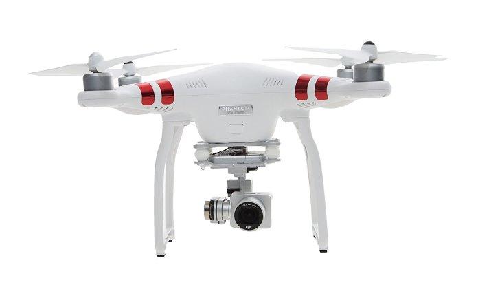 DJI Phantom 3 Standard - best drones for beginners