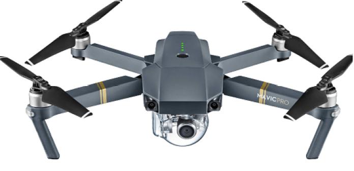 dji-mavic Pro - best drones for beginners