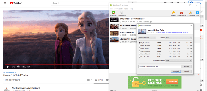 How to download YouTube videos in Laptop or PC 4K Downloader