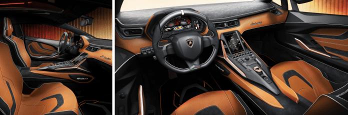 Lamborghini Sian FKP 37 Interior and Exterior