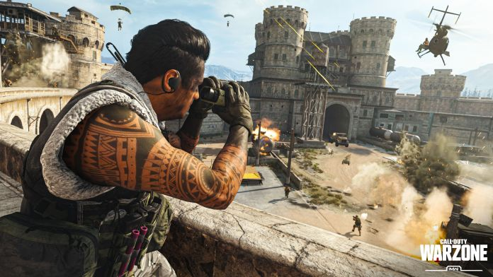 Call of Duty Warzone Battle Royal Free to Play