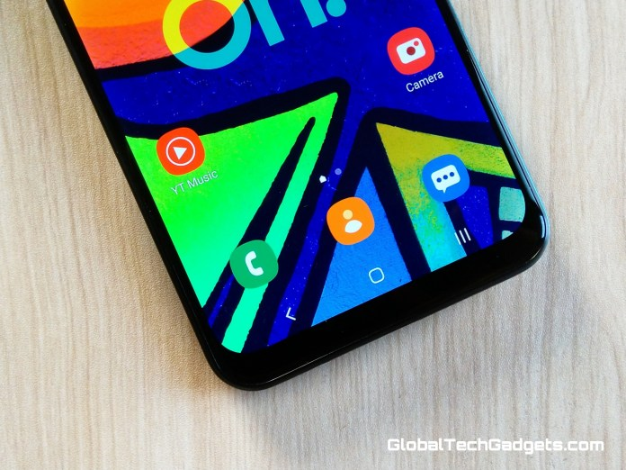 Samsung Galaxy F41 Performance