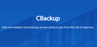CBackup Review Secure and Free Online Cloud Backup Service