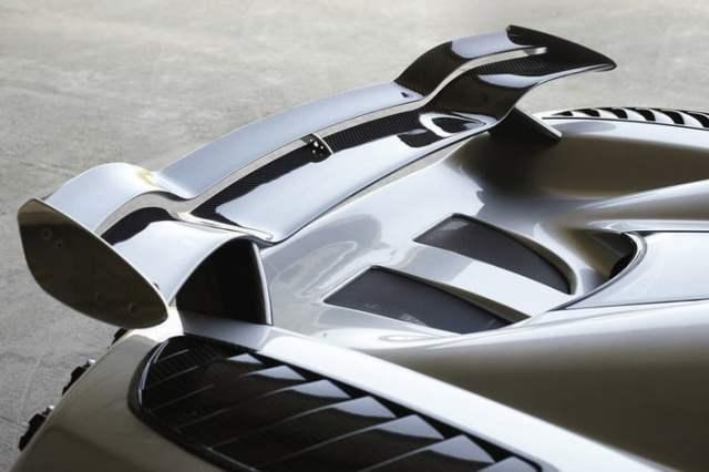 Koenigsegg-Ccxr-Trevita Spoilers