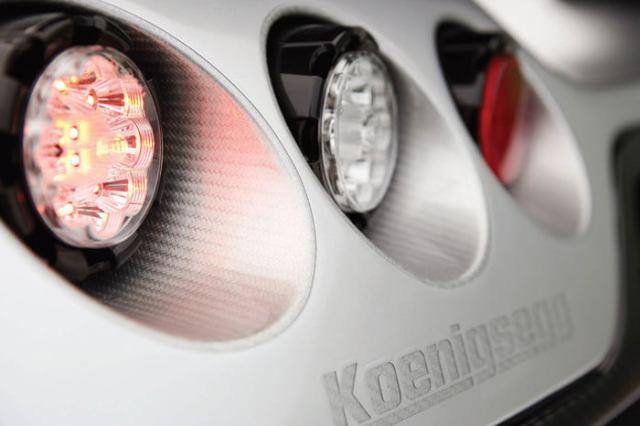 Koenigsegg-Ccxr-Trevita Lights