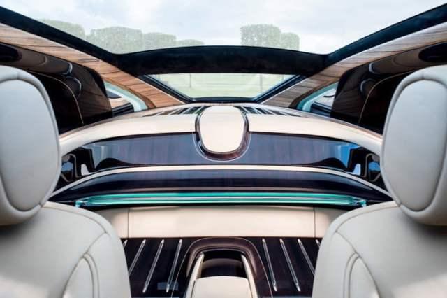Rolls-Royce-Sweptail Inside