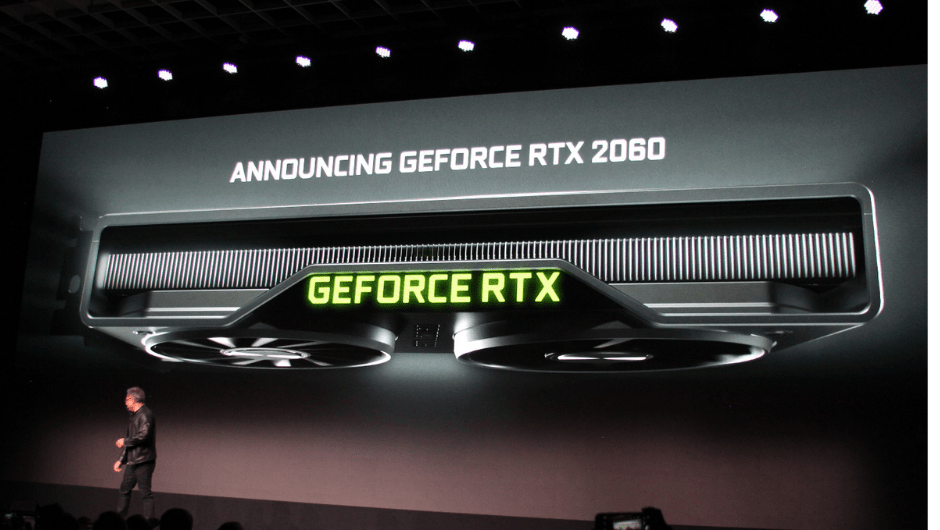 NVidia announces GeForce RTX 2060 Graphic Cards