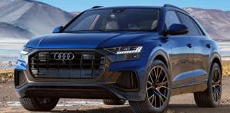 Audi Q8 SUV 2019
