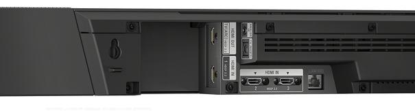 Sony HT-ST5000 HDMI Ports