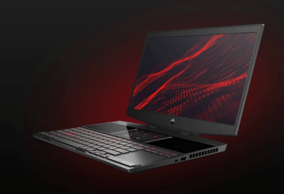 HP Omen X 2S Worlds First Gaming Laptop With Dual-Screen Design