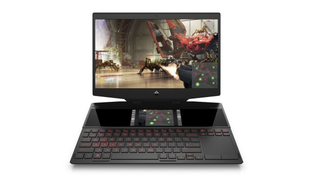 HP omen X 2S Dual Display