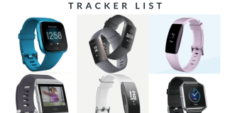 Best Fitbit Tracker 2019 List Which Is Best For You