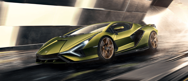 Lamborghini Sian FKP 37 Engine, Dynamics, Speed, Power