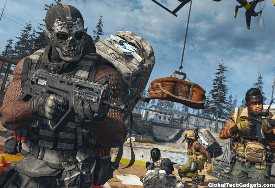 Call Of Duty Warzone Download Link, Size, Map, Vehicles, Review