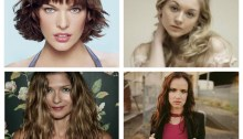Actresses Who Sing