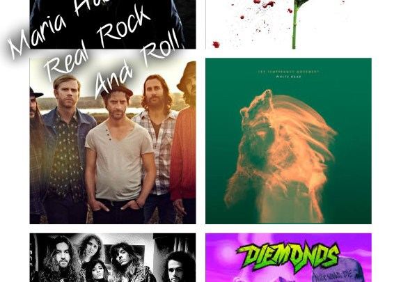 best new rock tracks