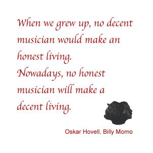 billy momo says