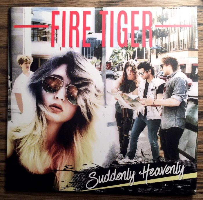 fire tiger music