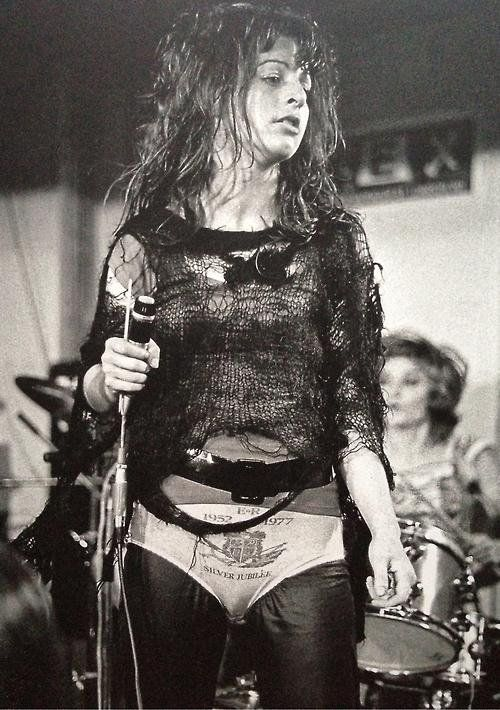 the slits ari up