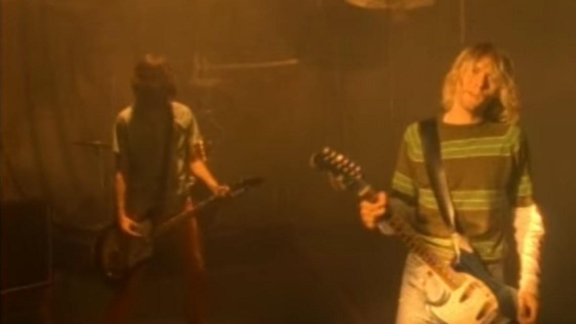 Nirvana: Smells Like Teen Spirit (1991)