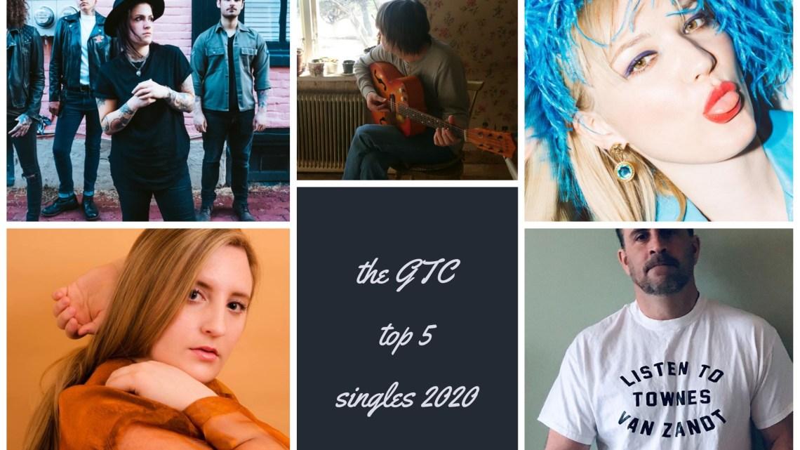 Top 5 Singles of 2020