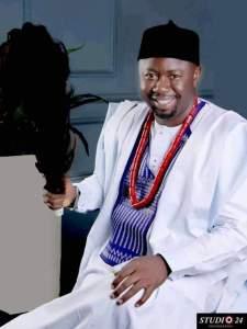 Prince Opaluwa Okoliko Greets
