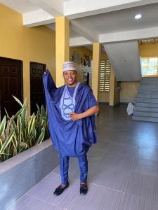 Comr. Usman Austin Okai