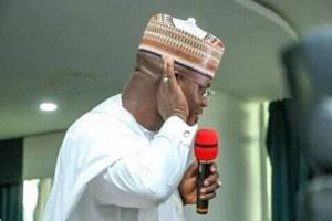 Kogi State Governor, His Excellency, Alhaji Yahaya Adoza Bello