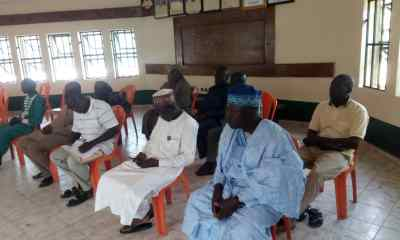 The stakeholders comprising of APC, PDP, traditional rulers, elders and youths