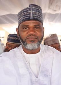 Chairman Kogi State Security Trust Fund, Abdulmalik Teina