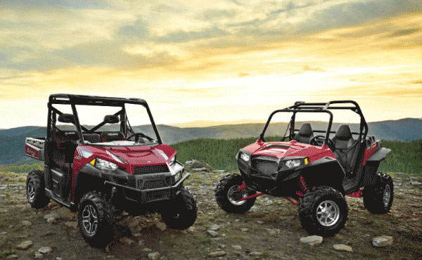 Uncharted territoryFocusing on an international approach to growth, Polaris is reaching sales unprecedented in its history.