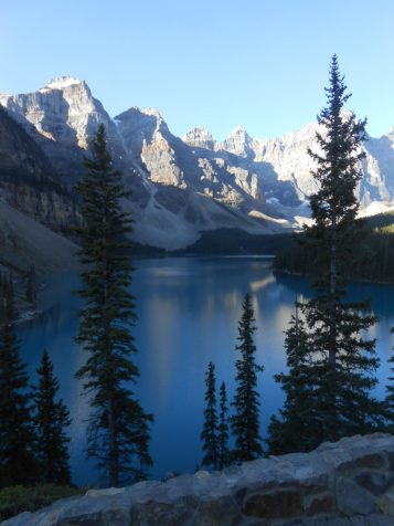 Morning light at Moraine Lake in Banff National Park - Alberta, Canada - Member Mike E.