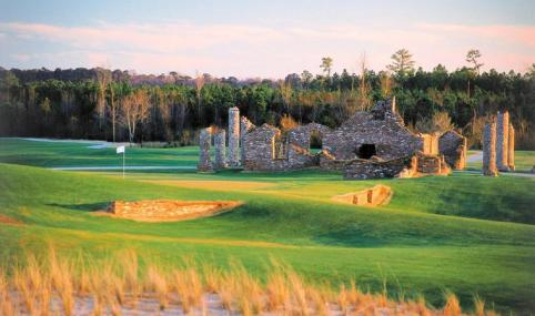 Love Course at Barefoot Resort & Golf