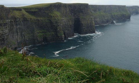 Cliffs of Moher, Ireland, courtesy of member Louis C.