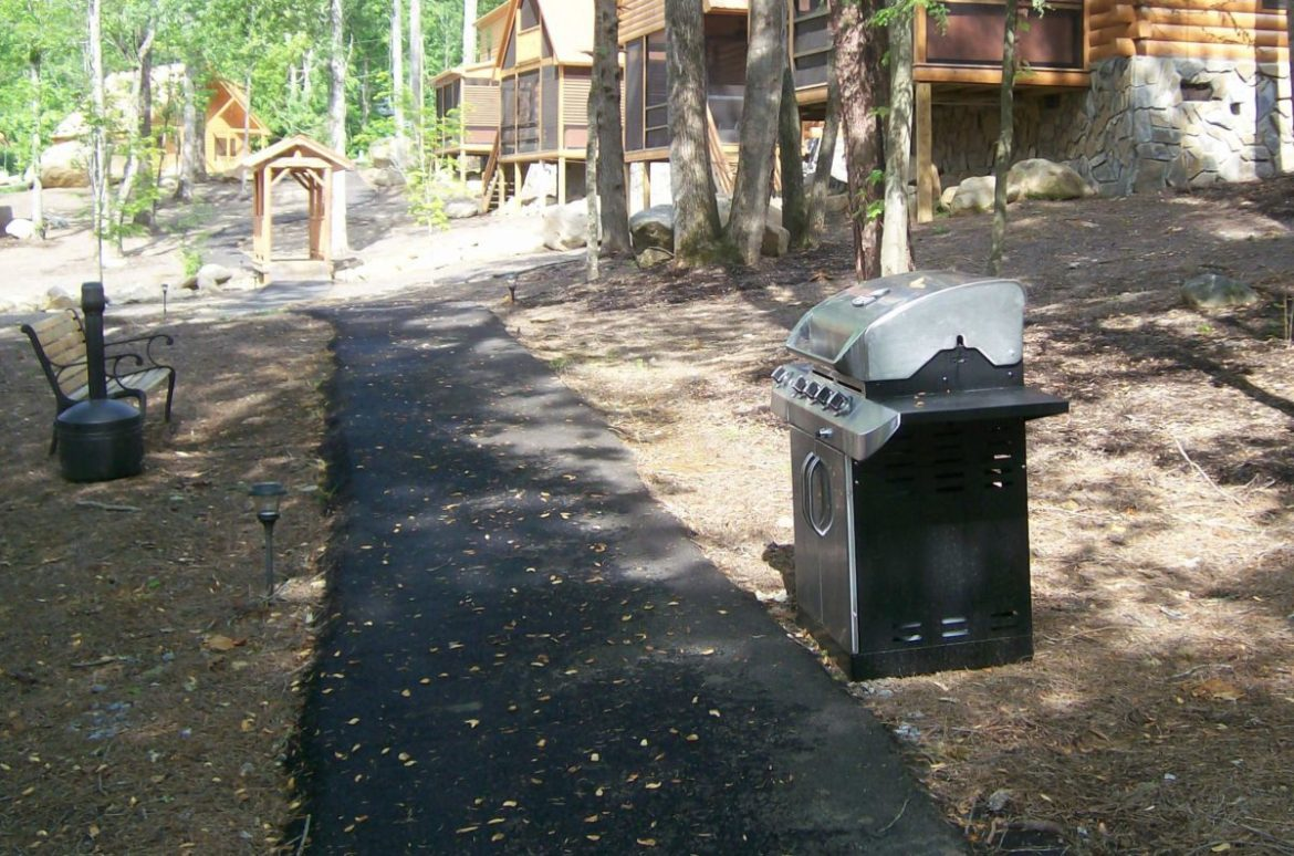Grill at White Oak Lodge and Resort.