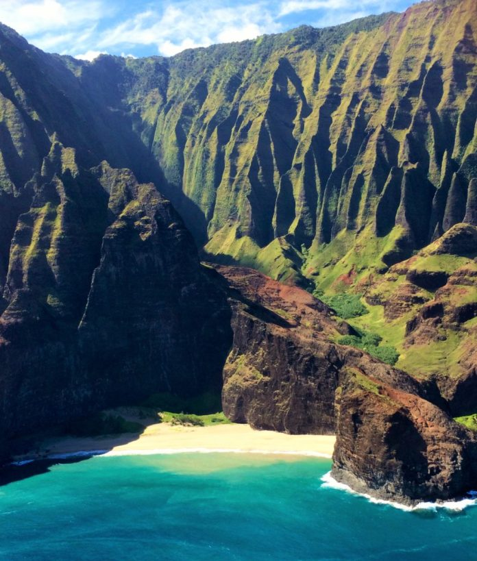 """Checking a helicopter ride over Kauai off the bucket list."" - Member David C."