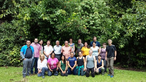 Global Tree Specialist Group Meeting March 2019 at La Selva Biological Station, Costa Rica