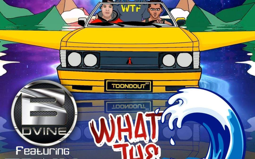 """B.Dvine Ft. T-Pain & D-Rage """"What The Wave Is"""" (Animated Video)"""