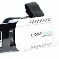 VR headset-phone insert