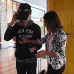 VR animation at Balexert Shopping Center_staff