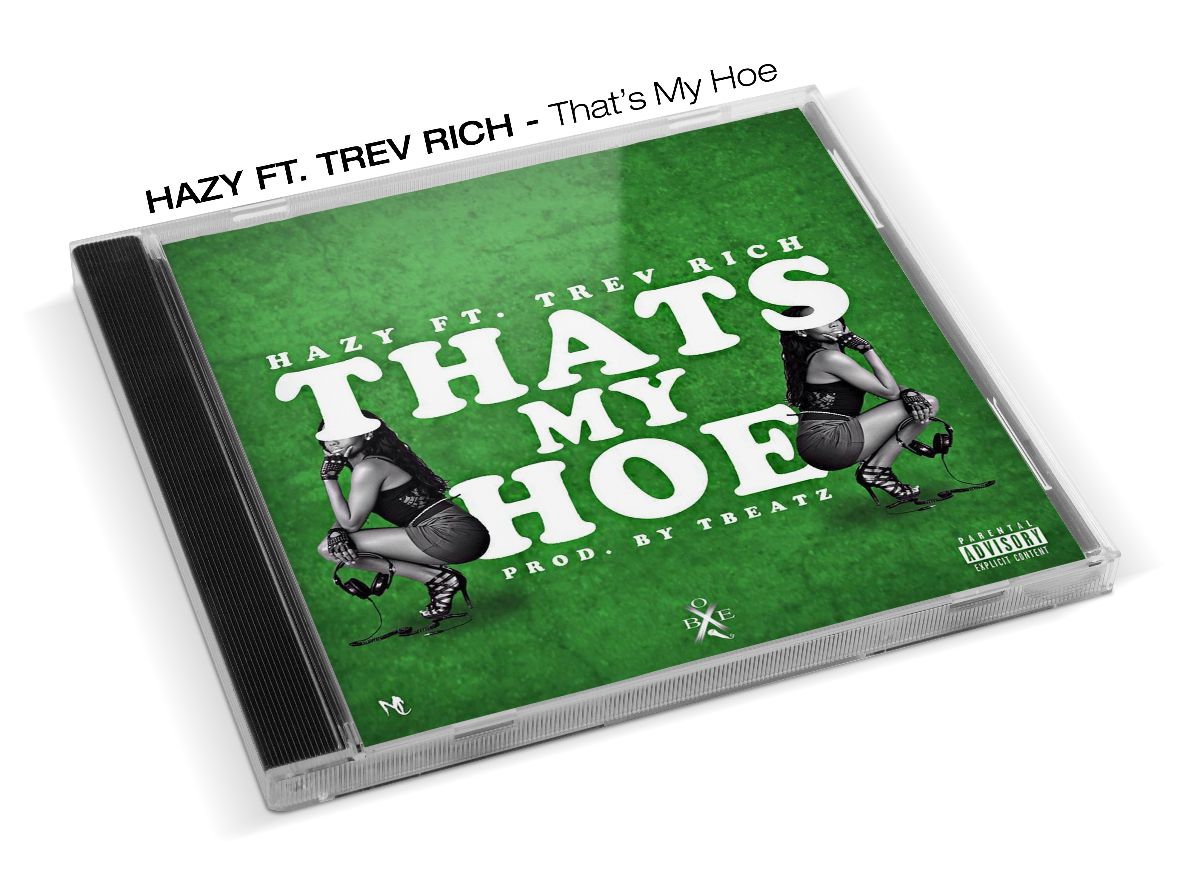 Thats My Hoe CD